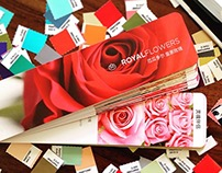 RoyalFlowers Swatch Catalog