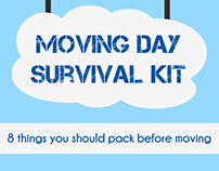 Fiverr Order: Moving Day Survival Kit