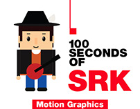 100 Seconds of SRK