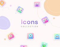 Icons Collection 2018