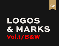 Logos & Marks I (Black & White)