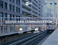 bqbec - design studio website