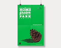 Homegrown National Park Poster