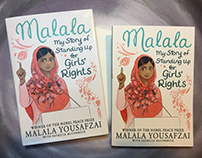 Malala's Chapter Book