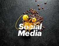 Caffeine App Social Media