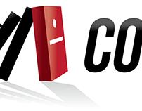 Logo: Contrary Domino