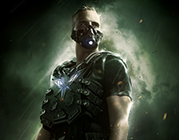 Radical Redemption 'The One Man Army'