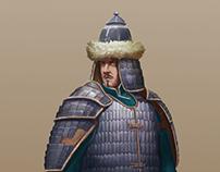 Jim The Mongol
