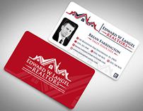 Edward W Langle - Business Card