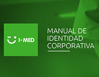 Manual de identidad corporativa i-med