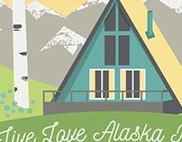 Live Love Alaska Realty Logo