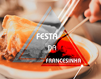 Francesinha Party Poster