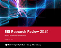 2015 CMU SEI Research Review Event