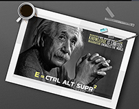 CTRL + ALT + SUPR - Media Solutions