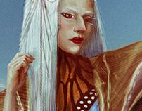 The princess of Parvana's legend