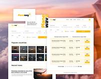 Planeway Brand Identity & Website Design