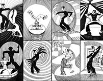 """""""Уличные танцы"""" 2003 Мои впечатления от основных видов"""