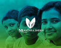 Mukhtar A. Sheikh Trust Corporate Identity