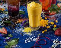 McCafe summer drinks