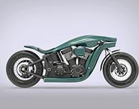 Harley Davidson Concept