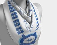 alina adt scarf luxury design