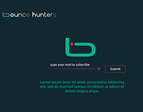 bounce hunter website