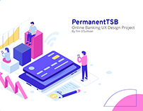 UX Design. Online Banking Registration Customer Journey