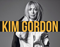 KIM GORDON SPANISH MAGAZINE