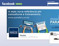 Parrallel Consultoria - Capa para facebook