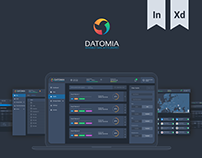 Datomia Web Interface