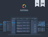 Datomia Web Interface