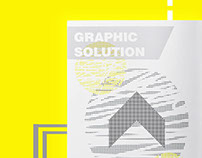 Magazine graphic solution