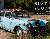 Rust and Your Car: A General Overview