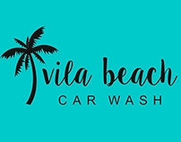 Vila Beach Car Wash | Branding