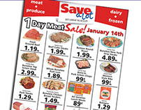 One Day Meat Sale - Save A Lot