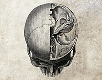 · CD DESIGN · Dæmon Lost metal band