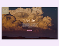 OrendaLife web design