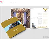 Mercure Hotel Broşür Tasarımları