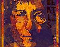 Beatles Vinyl Cover (Exhibited)