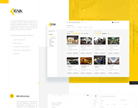 Kiva Real Estate Web APP