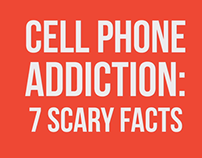 Cell Phone Addiction: After Effects