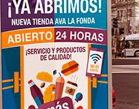 Campaña de Verano Estaciones de Servicio AVA - Perú