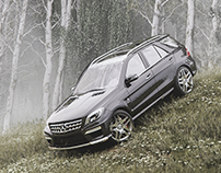 Mercedes-Benz ML 63 - Full CG