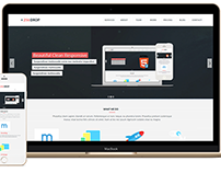 +256 Drop html Theme - Free