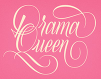 Drama Queen tattoo