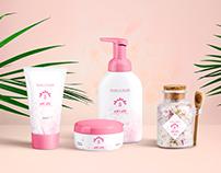 Arcate branding & packaging