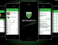 Network90 iOS&Android App