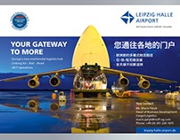 Airport Cargo Poster