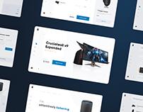 Amazon AI Assistant Concept