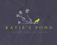 Katie's Pond Corporate Identity